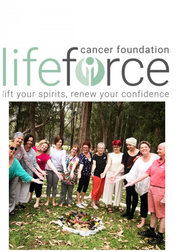 Life Force Cancer Foundation Supporting people dealing with cancer since 1993--